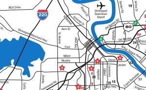 Parish Maps Caddo Parish La Official Website