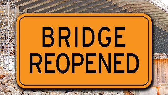 bridge open