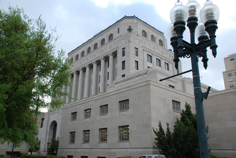 Courthouse Outside